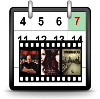 tv episode calendar