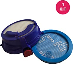 Think Crucial Replacement for Dyson DC24 Pre & Post-Motor Filters, Compatible with Part # 915928-01, 913788-01, Washable & Reusable