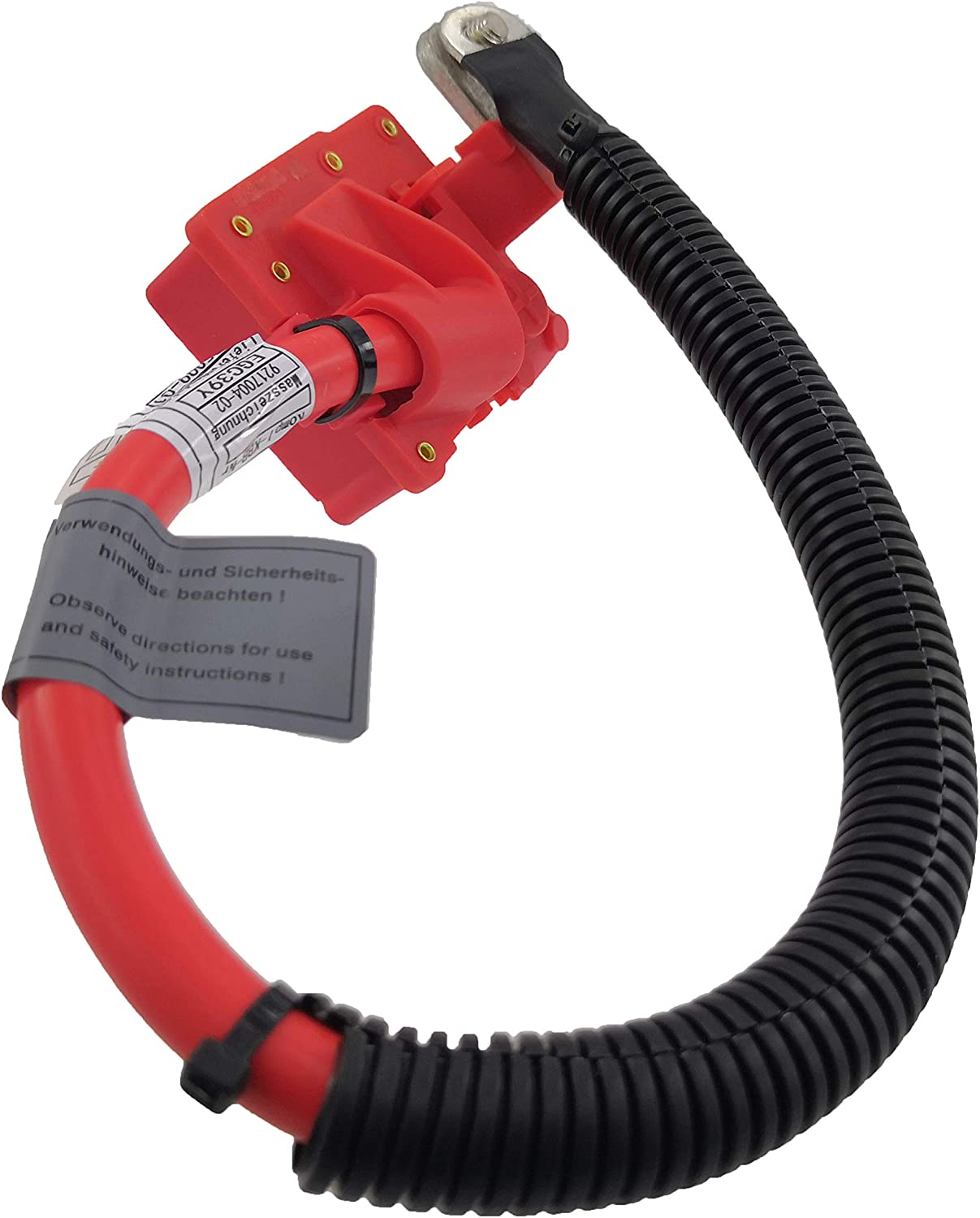 Positive Battery Cable for 61129217004 2007 2008 X Ranking integrated 1st Ranking TOP14 place 2009-2014 BMW