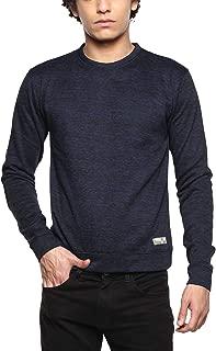AMERICAN CREW Men's Crew Neck Sweatshirt