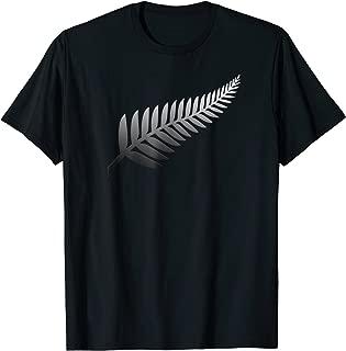 NZ Kiwi Silver Fern Tshirt for Kiwi's
