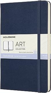 モレスキン ノート ART PLUS スケッチブック ラージ サファイアブルー ARTQP063B20