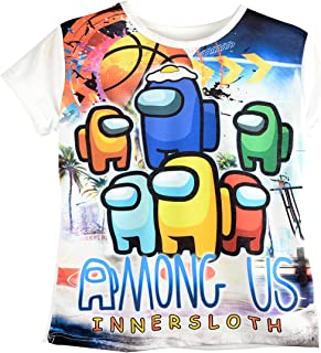 Amazon.es: Multicolor - Camisetas, polos y camisas / Niño: Ropa