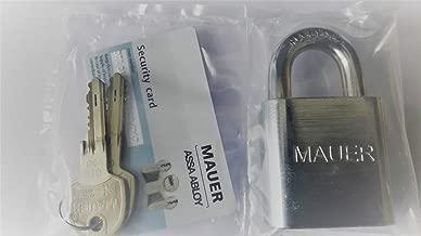 MAUER SS50 DT1 /Assa Abloy /High Security Padlock.No Mass Production.