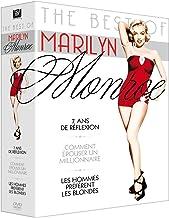 The Best of Marilyn Monroe : Sept ans de réflexion + Les hommes préfèrent les blondes + Comment épouser un millionaire [Francia] [DVD]