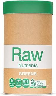 Amazonia Raw Prebiotic Greens 600 g