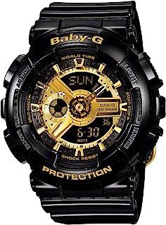 [カシオ] 腕時計 ベビージー BA-110-1AJF ブラック