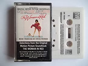 VARIOUS ARTISTS (Stevie Wonder) The Woman in Red Soundtrack cassette