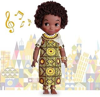 Disney - ''It's a Small World'' Kenya Singing Doll - 16'' - New in Box