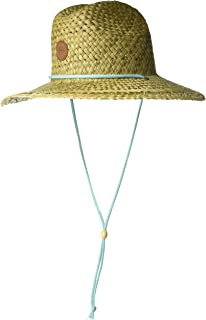 Roxy Women's Sunshine on My Mind Straw Sun Hat