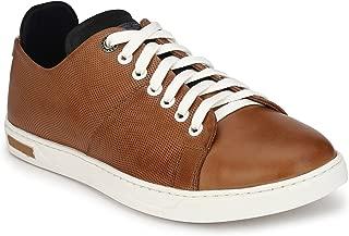Alberto Torresi Johan TAN+White Casual Shoe