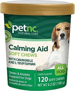 PetNC Natural Care Calming Formula Soft Chews