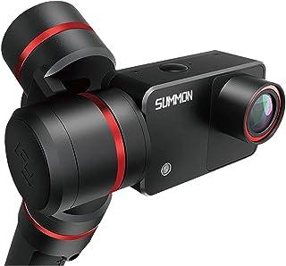 【国内正規品】 FEIYU TECH SUMMON 3軸 手持ち型 カメラ ジンバル 4Kカメラ搭載 スタビライザー 【日本語説明書付き・国内保証1年】
