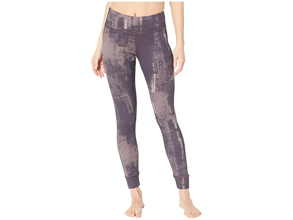 Reebok Combat Tights (Smoky Volcano) Women