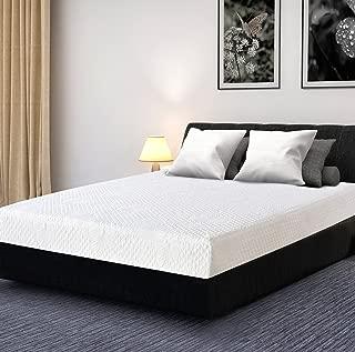 Olee Sleep 9 Inch I-gel Multi Layered Memory Foam Matress