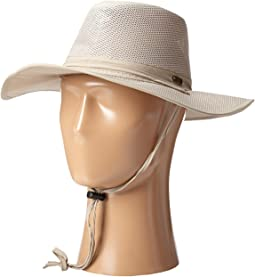 33119848 Stetson. Boonie with Insect Shield Flap. $34.99MSRP: $38.75. Khaki