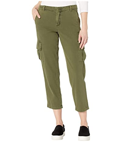 Blank NYC Twill Cargo Pants in Mary Jane (Mary Jane) Women