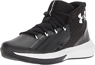 Under Armour Boy's BGS Lockdown 3 Basketball Shoe
