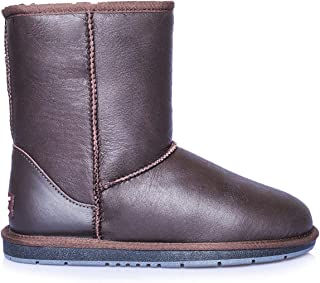 UGG Boots Short Classic - Premium Australian Sheepskin Women Men Shoes