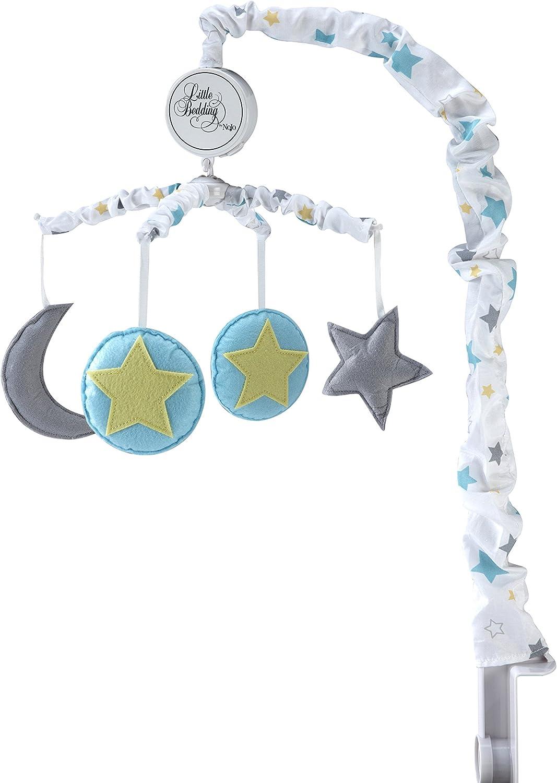 barato y de alta calidad Little ropa de de de cama por NoJo Twinkle Twinkle móvil musical  al precio mas bajo