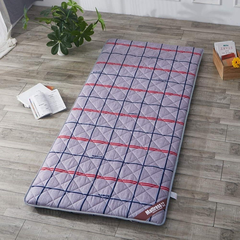 Breathable Futon Mattress Mat, Foldable Matt Mat Sleeping Pad Mattress Topper Mat Japanese Bed Roll for Dormitory Home-n 90x200cm(35x79inch)