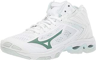 Mizuno Women's Wave Lightning Z5 Mid Indoor Court Shoe