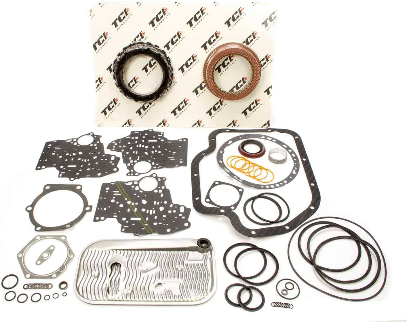 TCI 259015 66-'91 TH400 Ultimate Kit Daily bargain sale Overhaul List price Master Racing