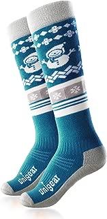Kids Ski Socks, Merino Wool Warm and Soft Winter Socks,...