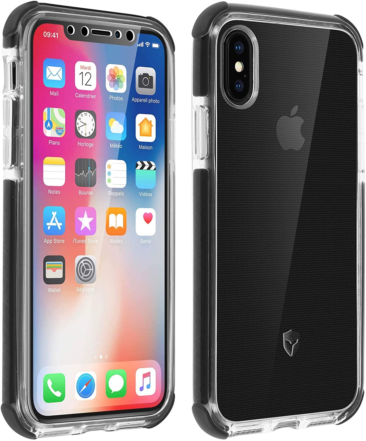 Force Case Reinforced Quality inspection A surprise price is realized Protective Shell iPhone X XS for