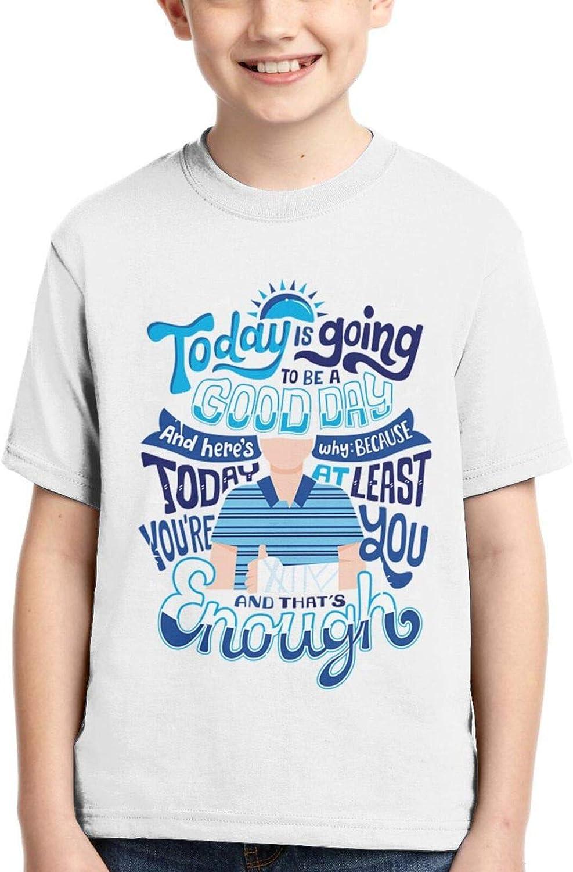 Dear Evan Han-Sen Boys T-Shirt Kids Crewneck Short Sleeve Youth Shirt Teen Tee Tops Child
