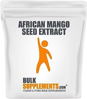 Sponsored Ad - Bulksupplements African Mango Extract Powder (500 Grams) 416 Servings