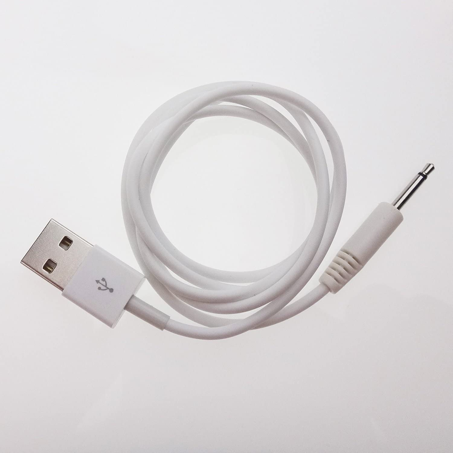 MENTIRO Original Replacement DC Charging Cable USB Cord for Rechargeable Device.25mm