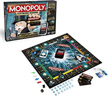 Amazon.es: Hasbro: Monopoly
