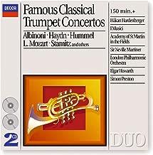 Best famous classical trumpet concertos Reviews