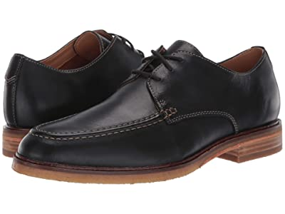 Clarks Clarkdale Apron (Black Leather) Men