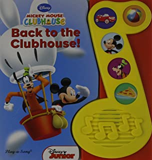 Back to the Clubhouse (Play-a-song: Mickey Mouse Clubhouse)