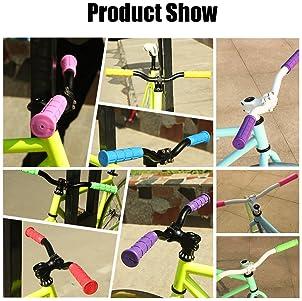 Bicycle GRIPS Kids Disney Winnie the Pooh /& Tigger Handle