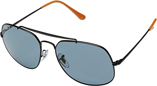 Black/Blue Polarized