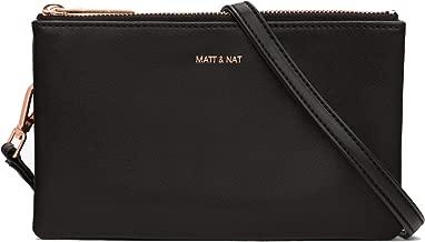 Matt & Nat Triplet Loom Crossbody Bag
