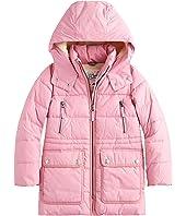 Stadium-Cloth Wool Puffer Jacket (Toddler/Little Kids/Big Kids)