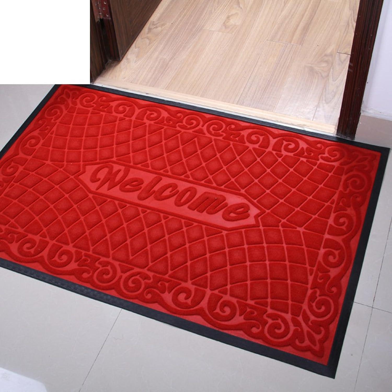 Doormats, Plastic mat Door mats,Non-Slipping mats-H 80x120cm(31x47inch)