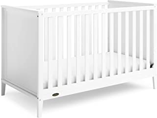 Graco Melbourne 3-in-1 Convertible Crib, Converts to Toddler Bed & Daybed, Non-Toxic Finish, Expert Tested for Safer Slee...