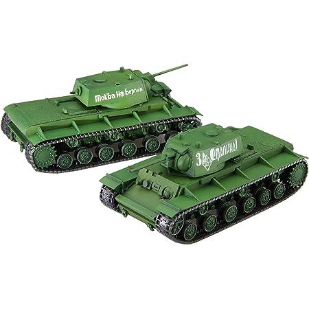 フジミ模型 1/76 スペシャルワールドアーマーシリーズ No.30 ソビエト重戦車KV-1(2両セット) プラモデル SWA30