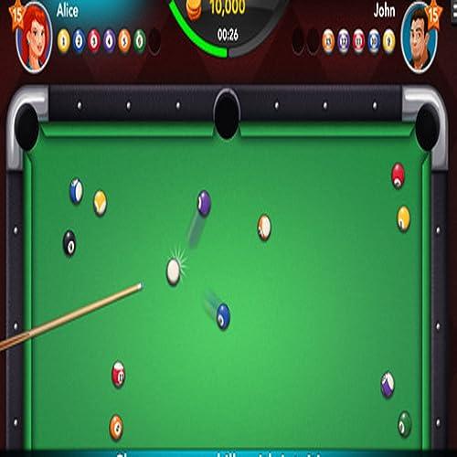 3D straight pool pro