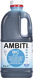 Ambiti Blue 2 L. aditivo para el depósito de residuos,