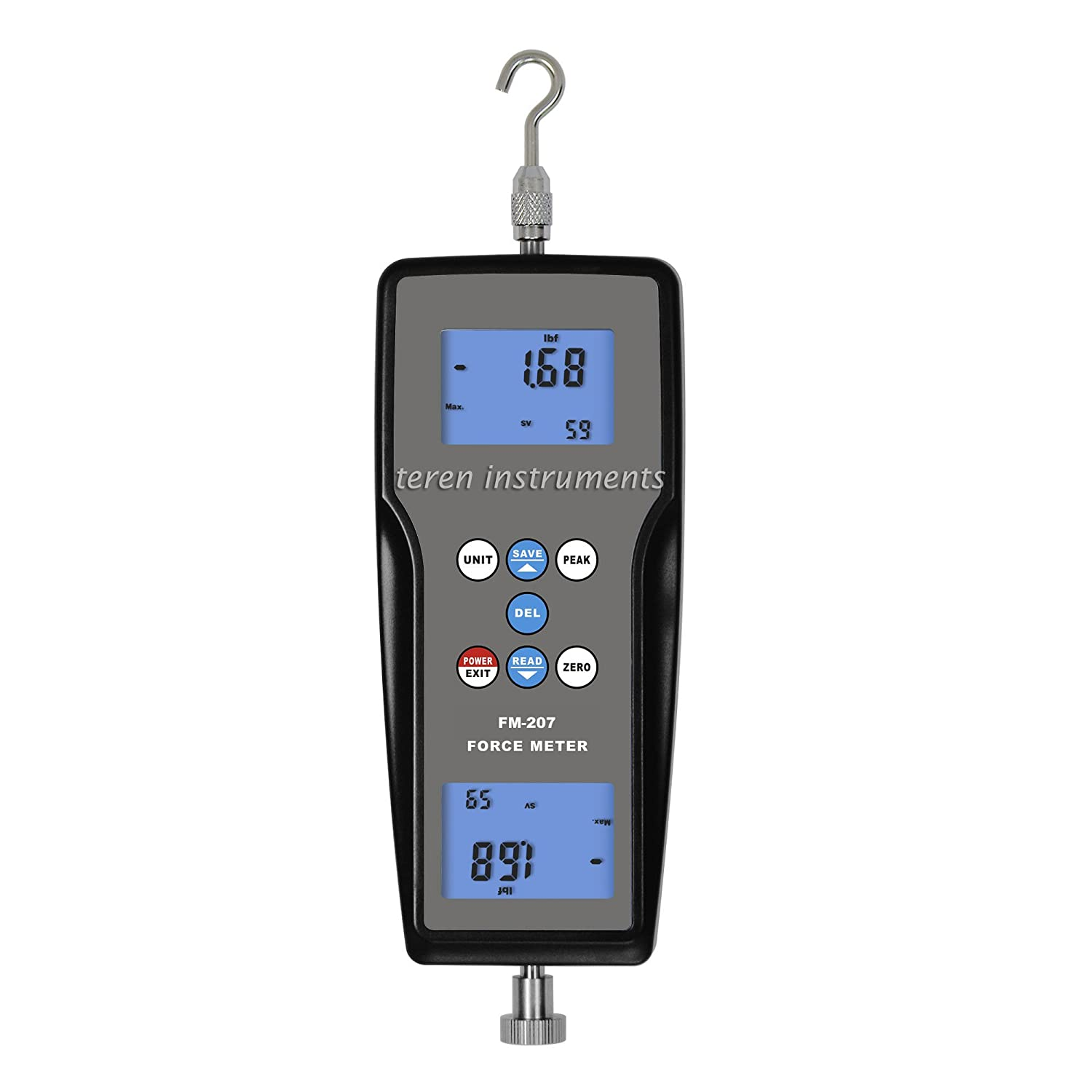 Online limited product TR-FM-207-1000k Digital Japan Maker New Force Gauge Push Te and Pull