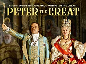 Peter the Great (English Subtitled)