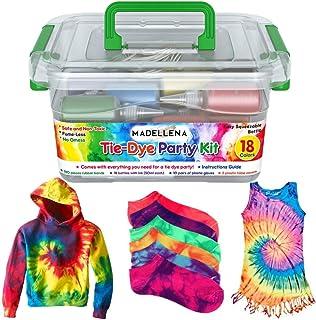 Tye Dye Kit, Tye Dye Kits for Kids, Tye Die Kits, Dye Kits for Adults, Tye Dye Kits, Tie Dye Kits for Kids, Tie Die Kit, Tie Dye Party Supplies, All Inclusive Kit