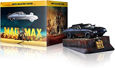 Mad Max: Fury Road Collector`s (3D-Steelbook & Interceptor Auto Car Modell) [3D Blu-ray] [Limited Edition]