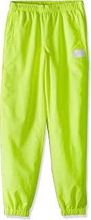Calvin Klein Jeans Women's Neon Track Pants, Yellow (Safety Yellow 004), X-Small